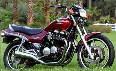 Honda NightHawk 650 1985